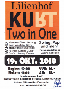 Konzertplakat_Two_in_One